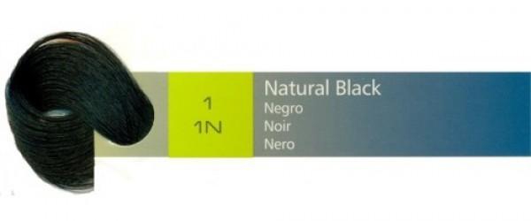1, 1N Natural Black (AC)