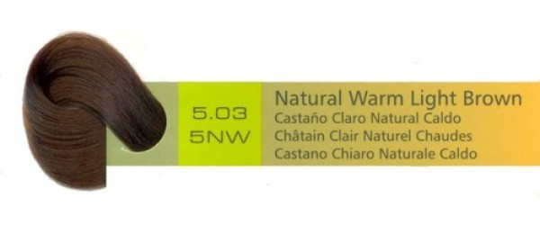 5.03, 5NW Natural Warm Light Brown (AC)