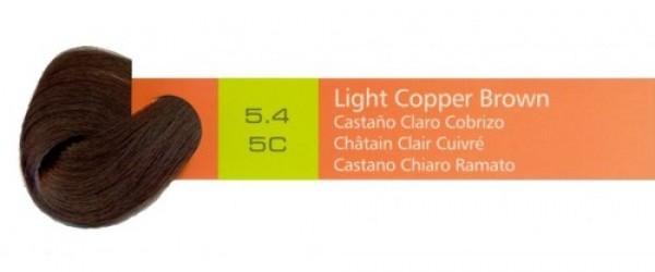 5.4, 5C Light Copper Brown (AC)