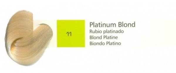 11, Platinum Blond (AC)