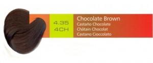 4.35, 4CH Chocolate Brown (AC)