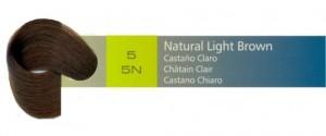 5, 5N Natural Light Brown (AC)