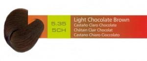 5.35, 5CH Light Chocolate Brown (AC)