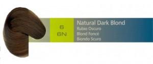 6, 6N Natural Dark Blond (AC)