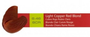 8.46, 8CR Light Copper Red Blond (AC)