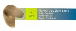 9, 9N Natural Very Light Blond (AC)