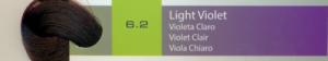 6.2, 6V Light Violet (AC)
