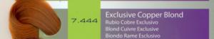7.444, 7CCC Exclusive Copper Blond (AC)