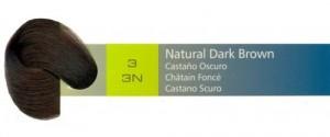 3, 3N Natural Dark Brown (AC)