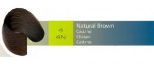 4, 4N Natural Brown (AC)