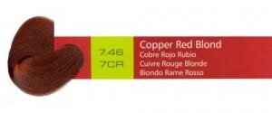 7.46, 7CR Copper Red Blond (AC)