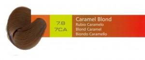 7.8, 7CA Caramel Blond (AC)
