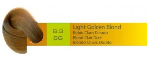 8.3, 8G Light Golden Brown (AC)