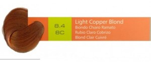 8.4, 8C Light Copper Blond (AC)