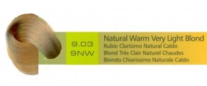 9.03, 9NW Natural Warm Very Light Blond (AC)