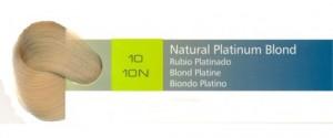 10, 10N Natural Platinum Blond (AC)